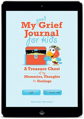 An iPad App for Grieving Children – John Lemasters